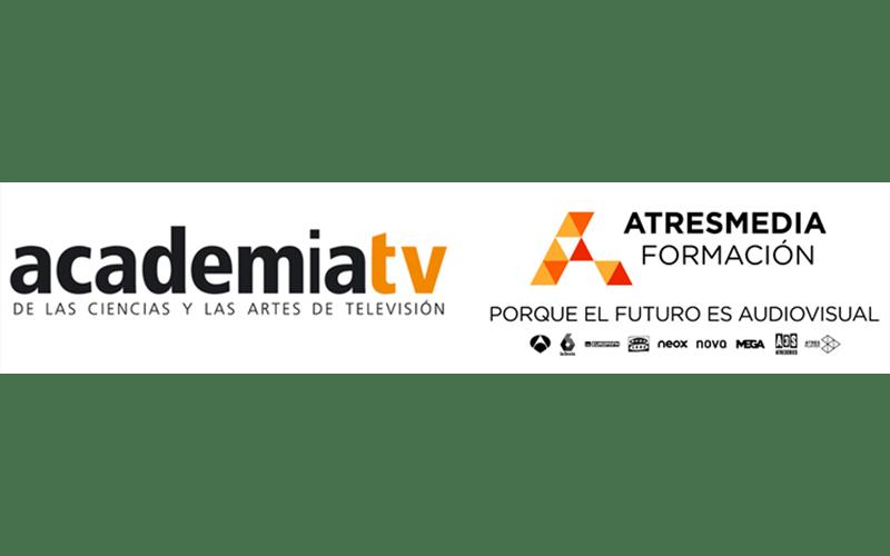 LA ACADEMIA DE LA TELEVISIÓN SE SUMA ATRESMEDIA FORMACIÓN