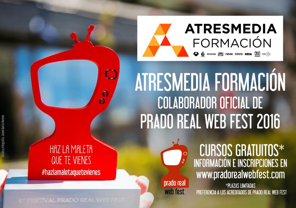PRADO REAL WEB FEST TODOS LOS NOMINADOS Y PROGRAMA