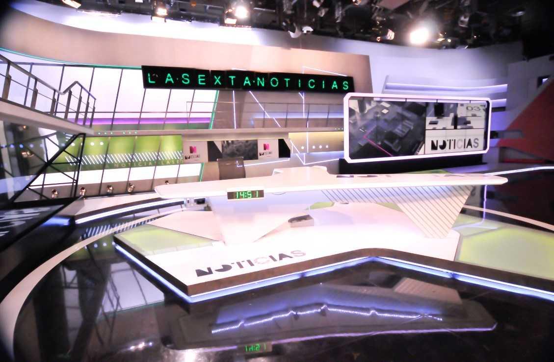 LASEXTA NOTICIAS: LAS BASES DEL TRABAJO EN UNA REDACCIÓN DE TV.