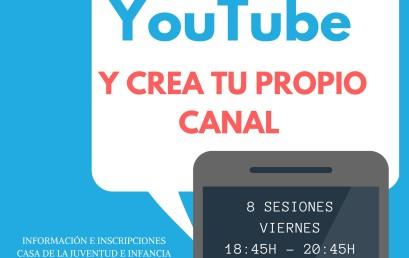 Atresmedia Formación conecta con los más jóvenes con su nuevo curso 'Conoce Youtube y crea tu propio canal'