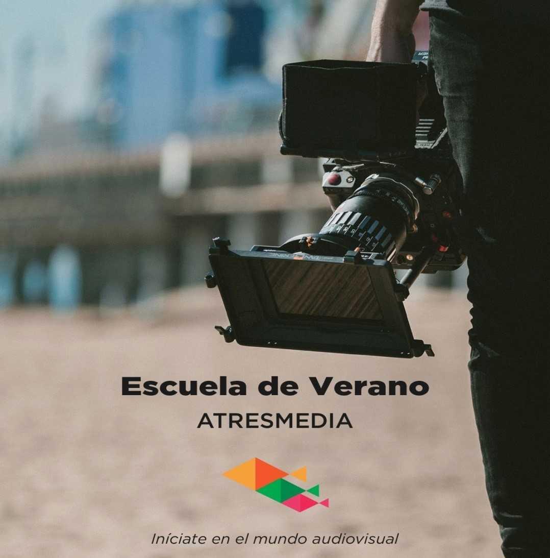 Atresmedia Formación lanza 'Escuela de verano' para iniciar a los jóvenes en el mundo audiovisual