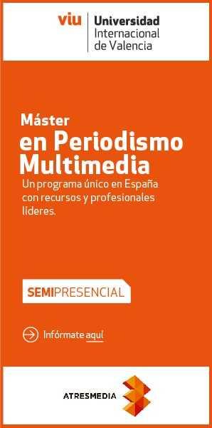 Máster en Periodismo Multimedia