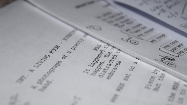 Edición de guion